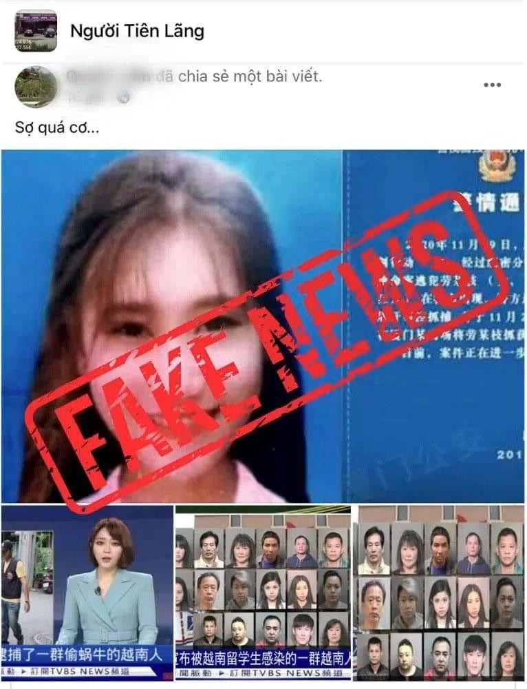Phạt cá nhân hoang tin hàng chục lao động VN tại Đài Loan nhiễm HIV-1