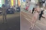 Phát hiện bạn trai lừa dối, cô gái nhiều lần đòi gặp 'kẻ thứ 3' nhưng không được liền cởi sạch quần áo rồi selfie giữa đường