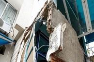 Cảnh tan hoang sau vụ nổ ở TP.HCM