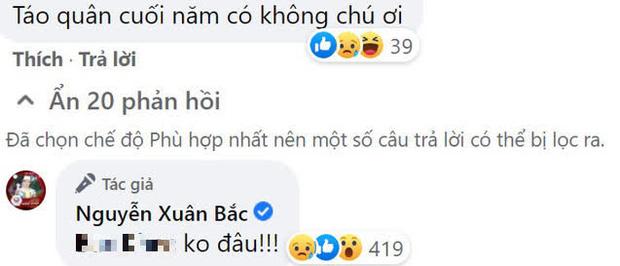 Quang Thắng ngỡ ngàng trước thông tin về Táo quân 2021-3