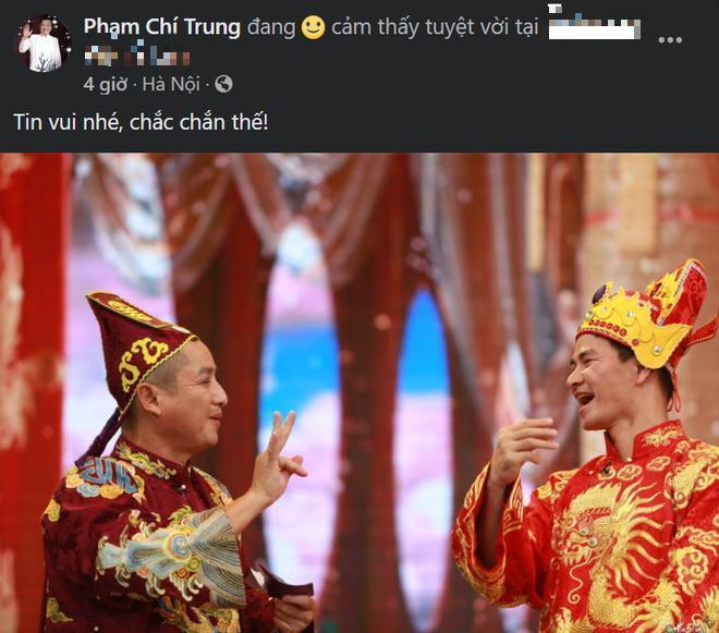 Quang Thắng ngỡ ngàng trước thông tin về Táo quân 2021-2