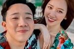 Sau màn khóa môi tình cảm, Hari Won bất ngờ công khai bóc phốt Trấn Thành-4
