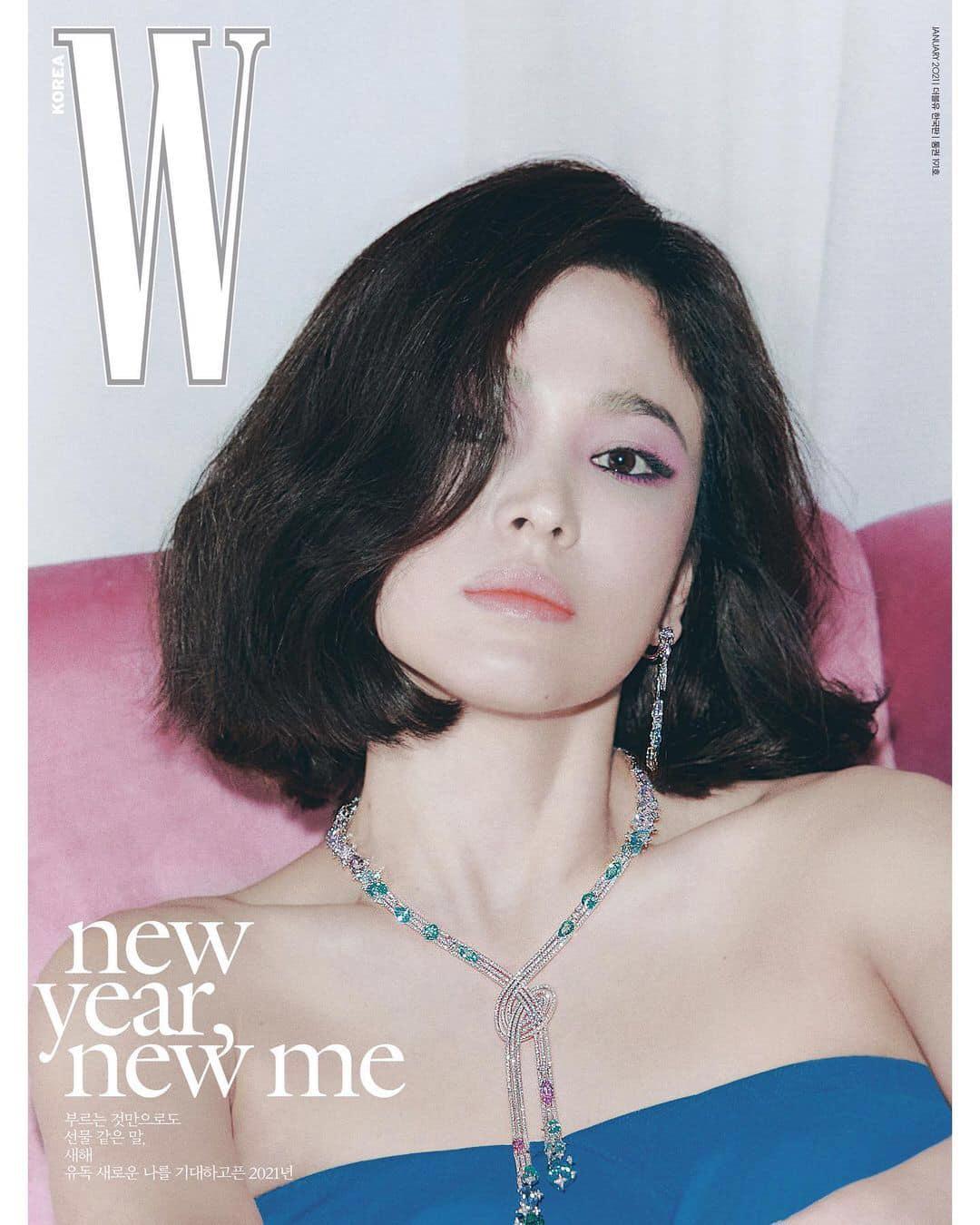 Bài phỏng vấn gây sốt của Song Hye Kyo: Lần đầu công khai nói về cuộc sống hậu ly hôn, dũng cảm nhắc tới tình yêu sau khi Song Joong Ki rời đi-5