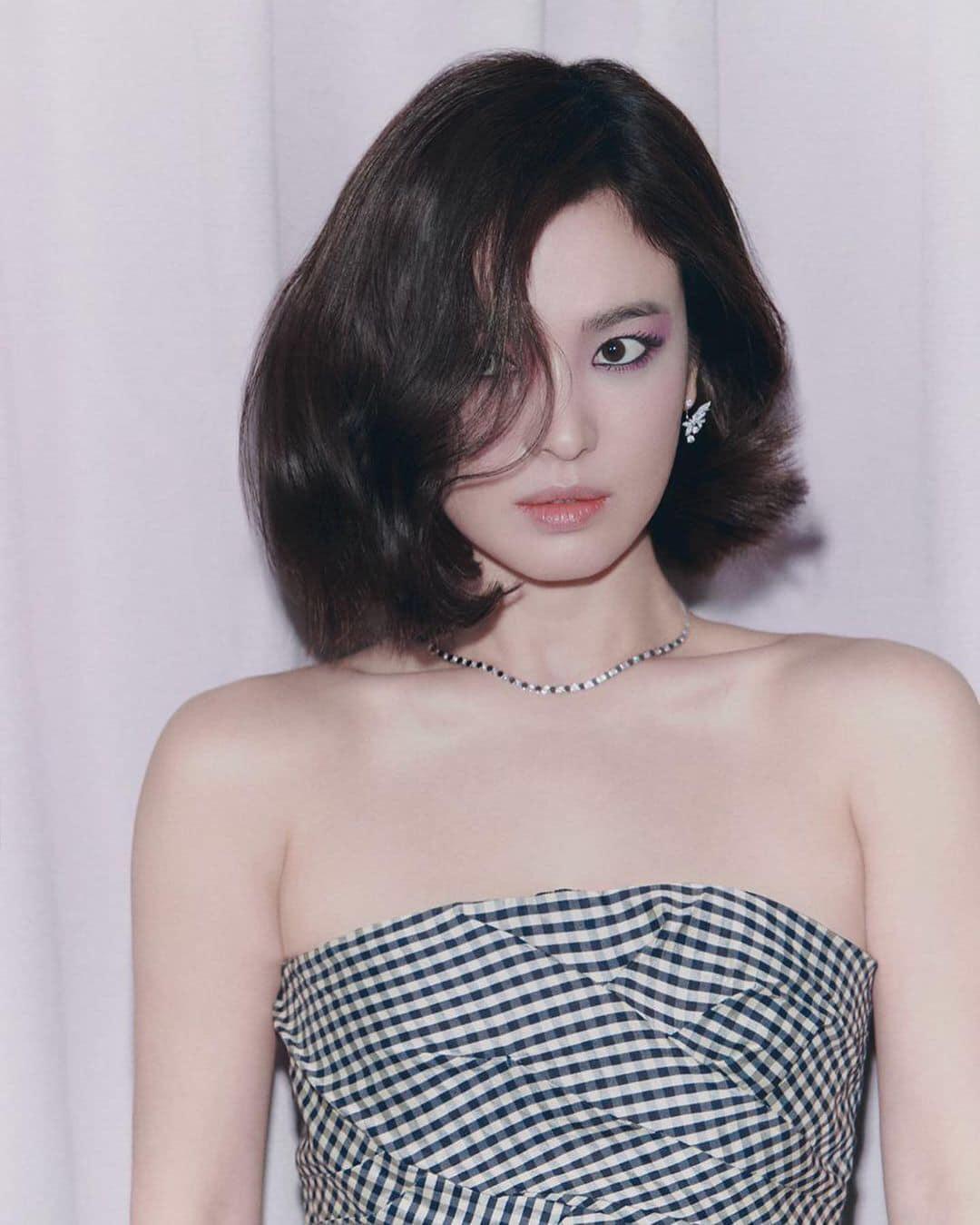 Bài phỏng vấn gây sốt của Song Hye Kyo: Lần đầu công khai nói về cuộc sống hậu ly hôn, dũng cảm nhắc tới tình yêu sau khi Song Joong Ki rời đi-3