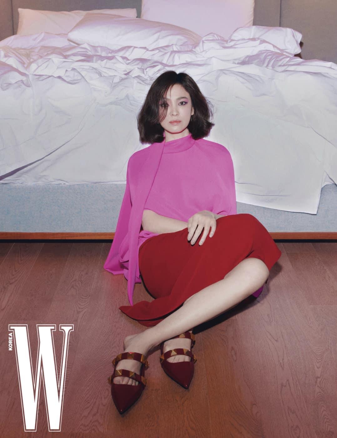 Bài phỏng vấn gây sốt của Song Hye Kyo: Lần đầu công khai nói về cuộc sống hậu ly hôn, dũng cảm nhắc tới tình yêu sau khi Song Joong Ki rời đi-6