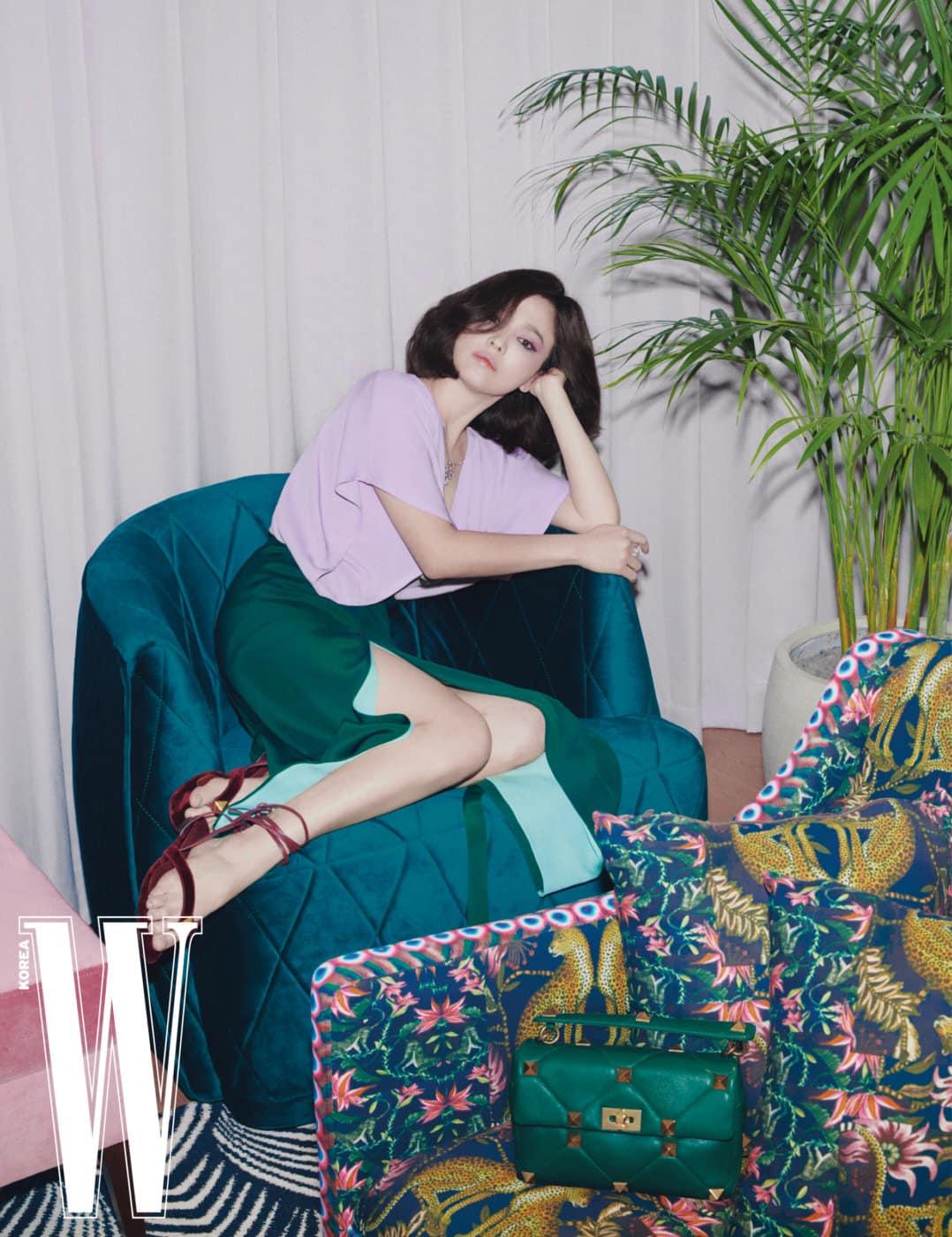 Bài phỏng vấn gây sốt của Song Hye Kyo: Lần đầu công khai nói về cuộc sống hậu ly hôn, dũng cảm nhắc tới tình yêu sau khi Song Joong Ki rời đi-8