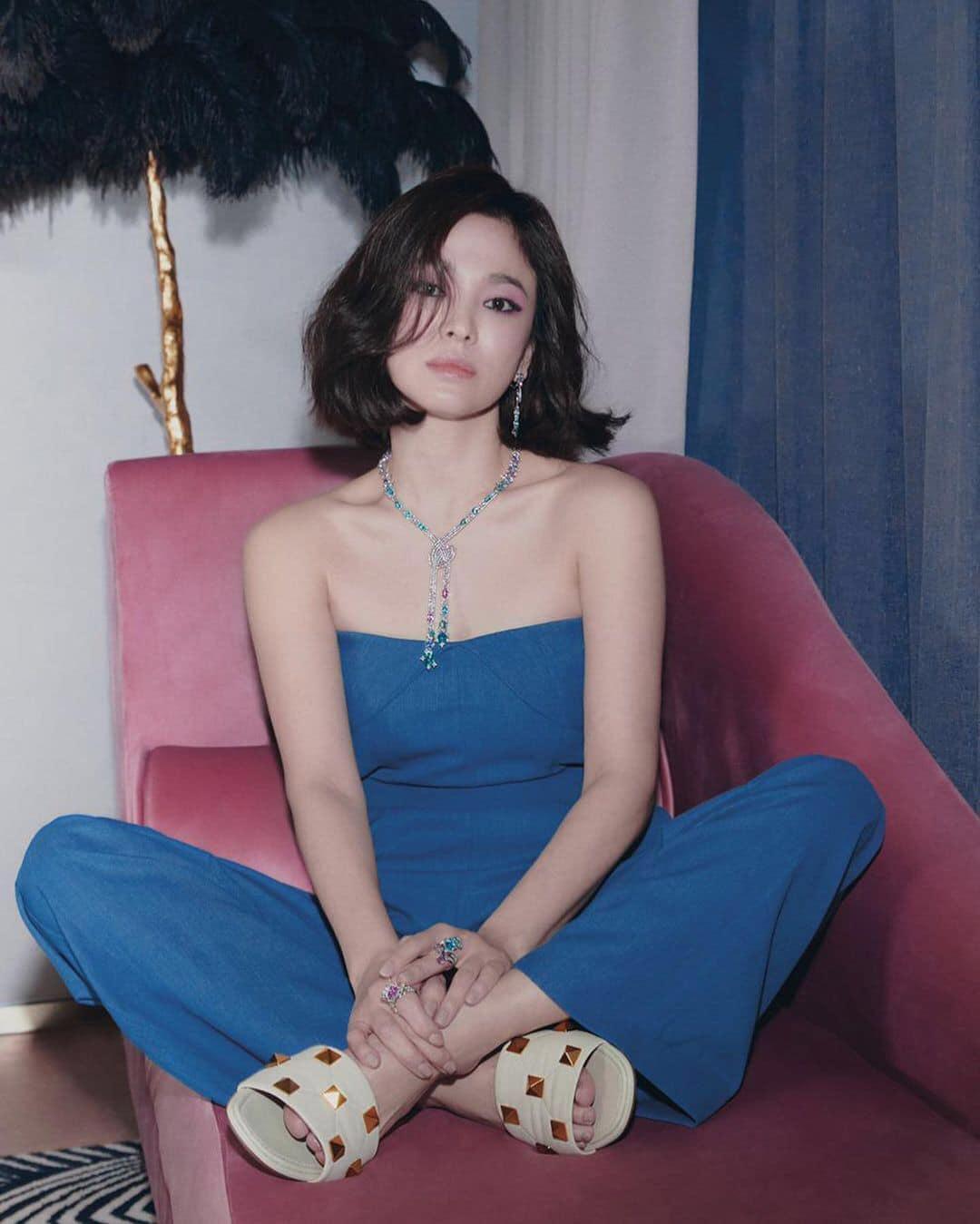 Bài phỏng vấn gây sốt của Song Hye Kyo: Lần đầu công khai nói về cuộc sống hậu ly hôn, dũng cảm nhắc tới tình yêu sau khi Song Joong Ki rời đi-7