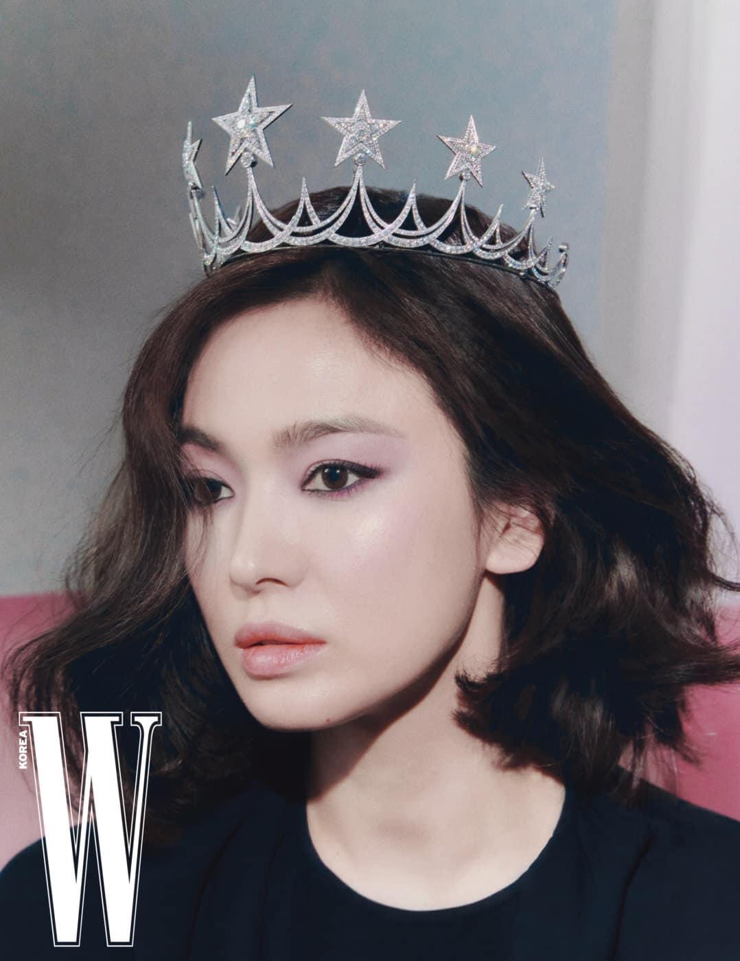 Bài phỏng vấn gây sốt của Song Hye Kyo: Lần đầu công khai nói về cuộc sống hậu ly hôn, dũng cảm nhắc tới tình yêu sau khi Song Joong Ki rời đi-4
