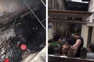 Hà Nội: Sau tiếng nổ lớn ở nhà dân, 2 phụ nữ tử vong, 1 nam giới bị thương