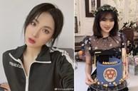 Công chúa út đế chế Huawei vừa tốt nghiệp Harvard đã vội tiến vào showbiz, hình ảnh mới nhất gây tranh cãi vì nghi vấn 'tân trang' nhan sắc