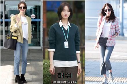 Style công sở của Yoona từ phim ra ngoài đời đều chuẩn đẹp, hội chị em học thì đi làm chẳng lo mặc xấu