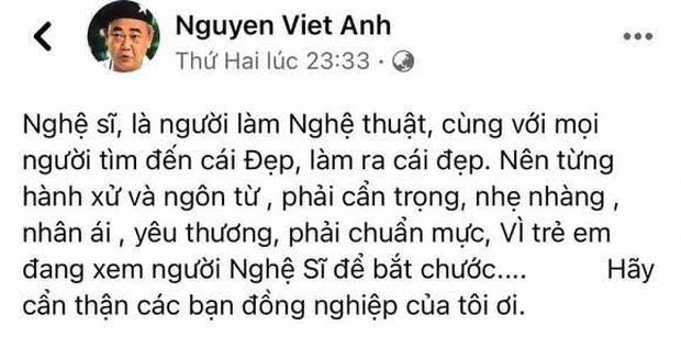 4 lần Cát Phượng vạ miệng trên MXH: Phản pháo NSND Việt Anh, gây phẫn nộ khi nói về Minh Béo và lời thề liên quan đến An Nguy-1