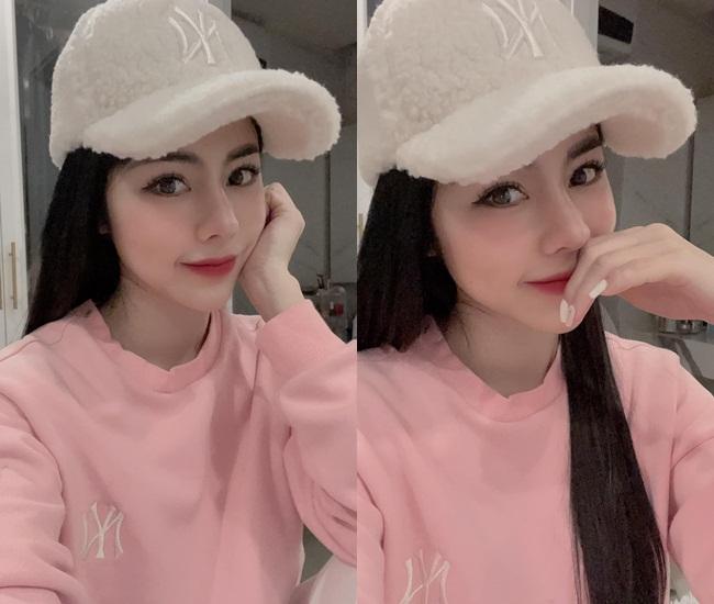 Hot mom yêu Huỳnh Anh lộ nhan sắc đời thực khác xa ảnh tự sướng-1