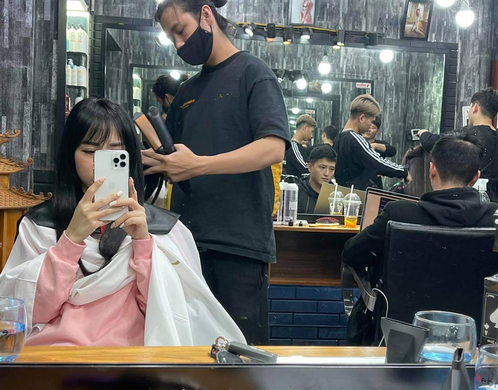 Hot mom yêu Huỳnh Anh lộ nhan sắc đời thực khác xa ảnh tự sướng-2