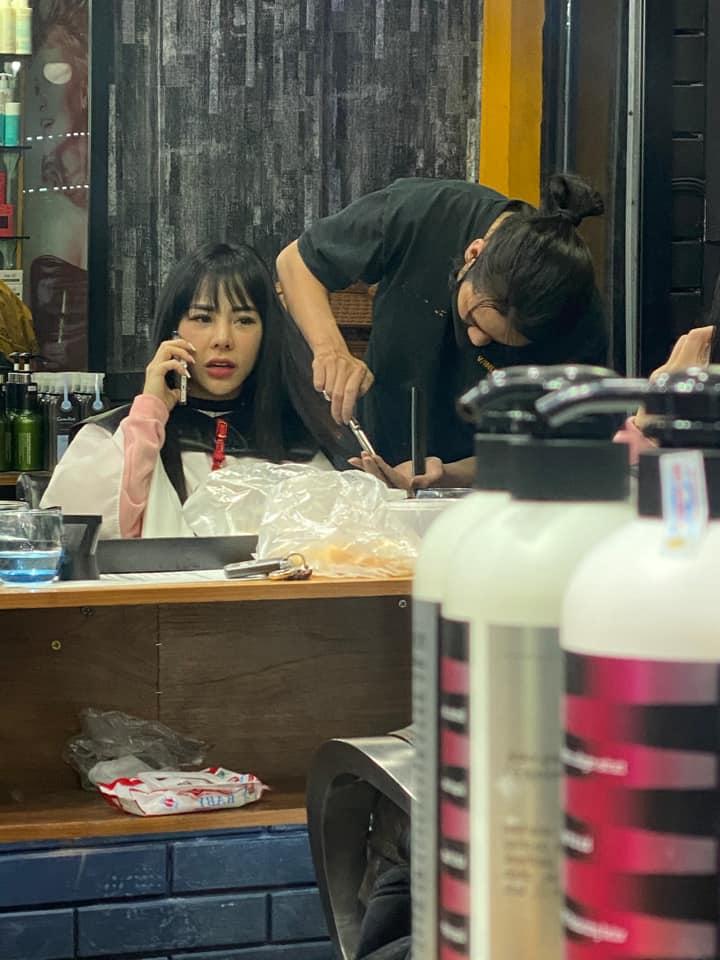 Hot mom yêu Huỳnh Anh lộ nhan sắc đời thực khác xa ảnh tự sướng-3