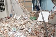 Ảnh: Cận cảnh hiện trường quán bún ở Sài Gòn bị nổ tung, chỉ còn lại đống đổ nát