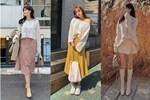 Đây là 4 mẫu chân váy tủ của các mỹ nhân Việt, chị em sắm theo thì sẽ mặc đẹp và sang mọi lúc mọi nơi-14