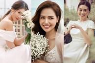 Dù tổ chức rầm rộ hoành tráng hay kín bưng giản dị, đây chính là 7 đám cưới đình đám nhất năm 2020