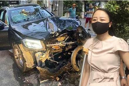 Nữ tiếp viên hàng không bị xe Mercedes tông kháng cáo: