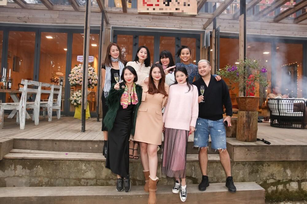 Giảm cân suýt thành công, Phan Như Thảo vẫn tự tin diện đầm bó sát-3