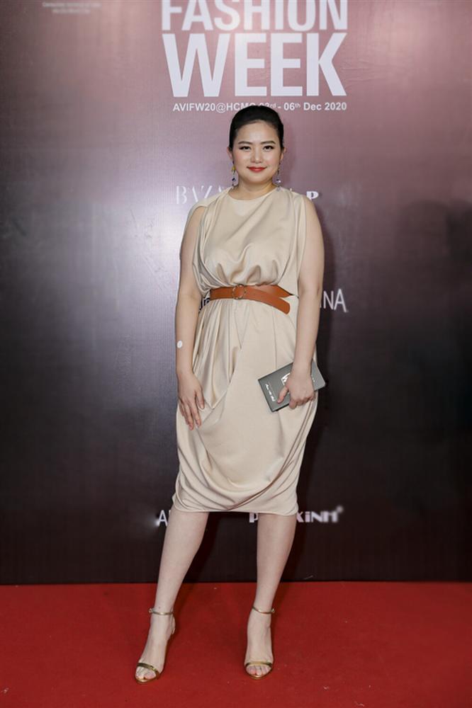Giảm cân suýt thành công, Phan Như Thảo vẫn tự tin diện đầm bó sát-7