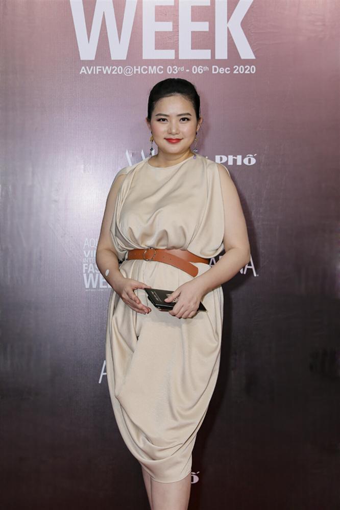 Giảm cân suýt thành công, Phan Như Thảo vẫn tự tin diện đầm bó sát-8