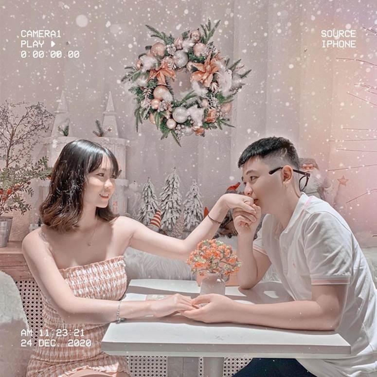 Loạt hot couple khiến Instagram ngập lụt cảnh hôn hít, Giáng sinh mà tưởng đâu là Valentine luôn đó!-7