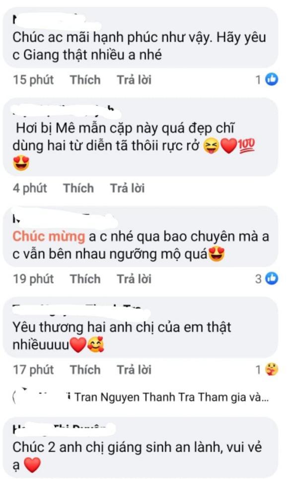 Hậu lùm xùm với anti-fan, Hương Giang hạnh phúc cùng Matt Liu đón Giáng sinh-3