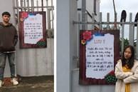 Tấm bảng lưu ý dành cho khách đến chúc Tết bỗng dưng nổi tiếng trên mạng xã hội khiến dân mạng hào hứng muốn check-in theo phong trào 'Tết văn minh'