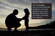 Xúc động câu chuyện bố lần đầu nhắn tin chúc Giáng sinh con gái sau 23 năm chia ly không lời từ biệt