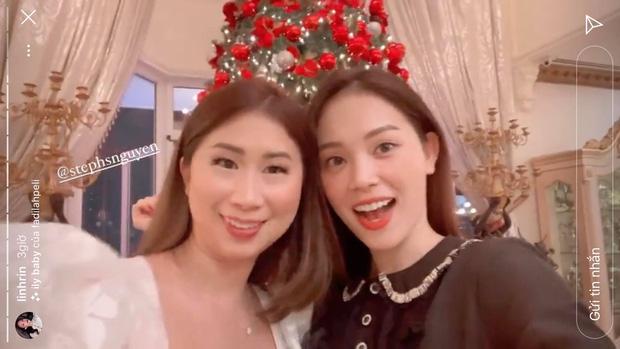 Linh Rin khoe loạt ảnh cực thân với các bà cô bên chồng: Tương lai làm dâu rộn ràng lắm đây!-2