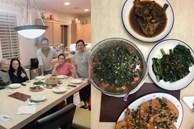 Bà xã cố NS Chí Tài xuất hiện sau đám tang chồng: Nấu lại món cá kho ông xã yêu thích nhất