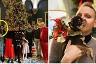 Vương phi Monaco lần đầu xuất hiện cùng gia đình chồng với mái tóc cạo nửa đầu, nàng dâu hoàng gia gốc Việt cũng góp mặt