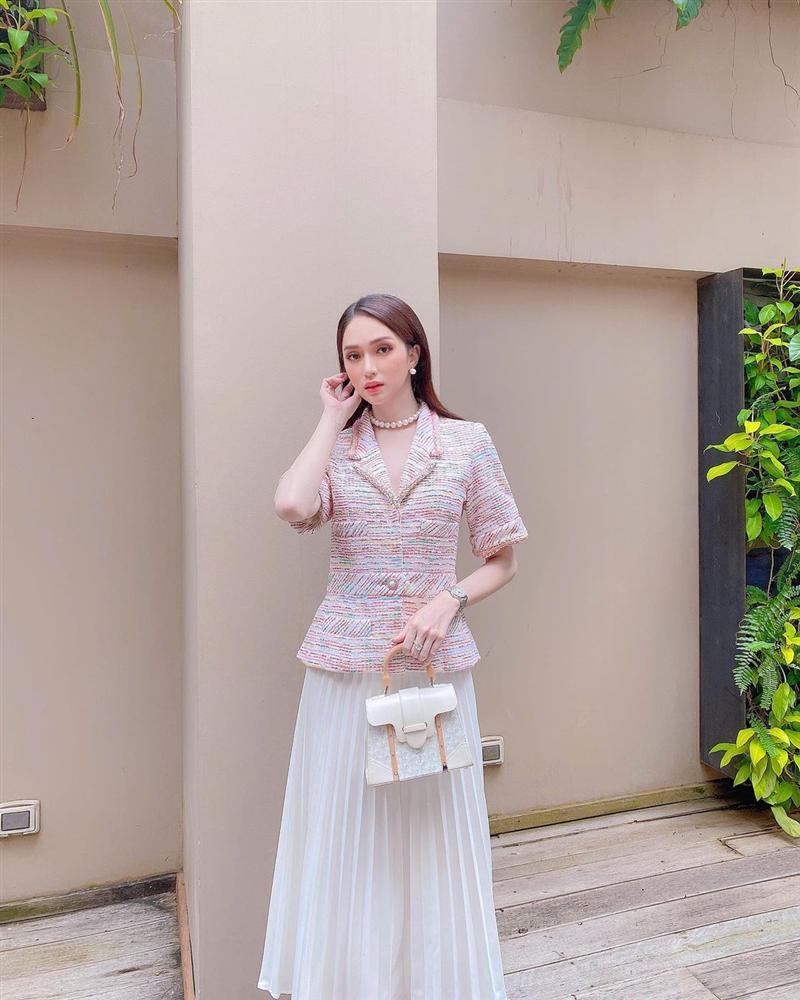 Đây là 4 mẫu chân váy tủ của các mỹ nhân Việt, chị em sắm theo thì sẽ mặc đẹp và sang mọi lúc mọi nơi-7