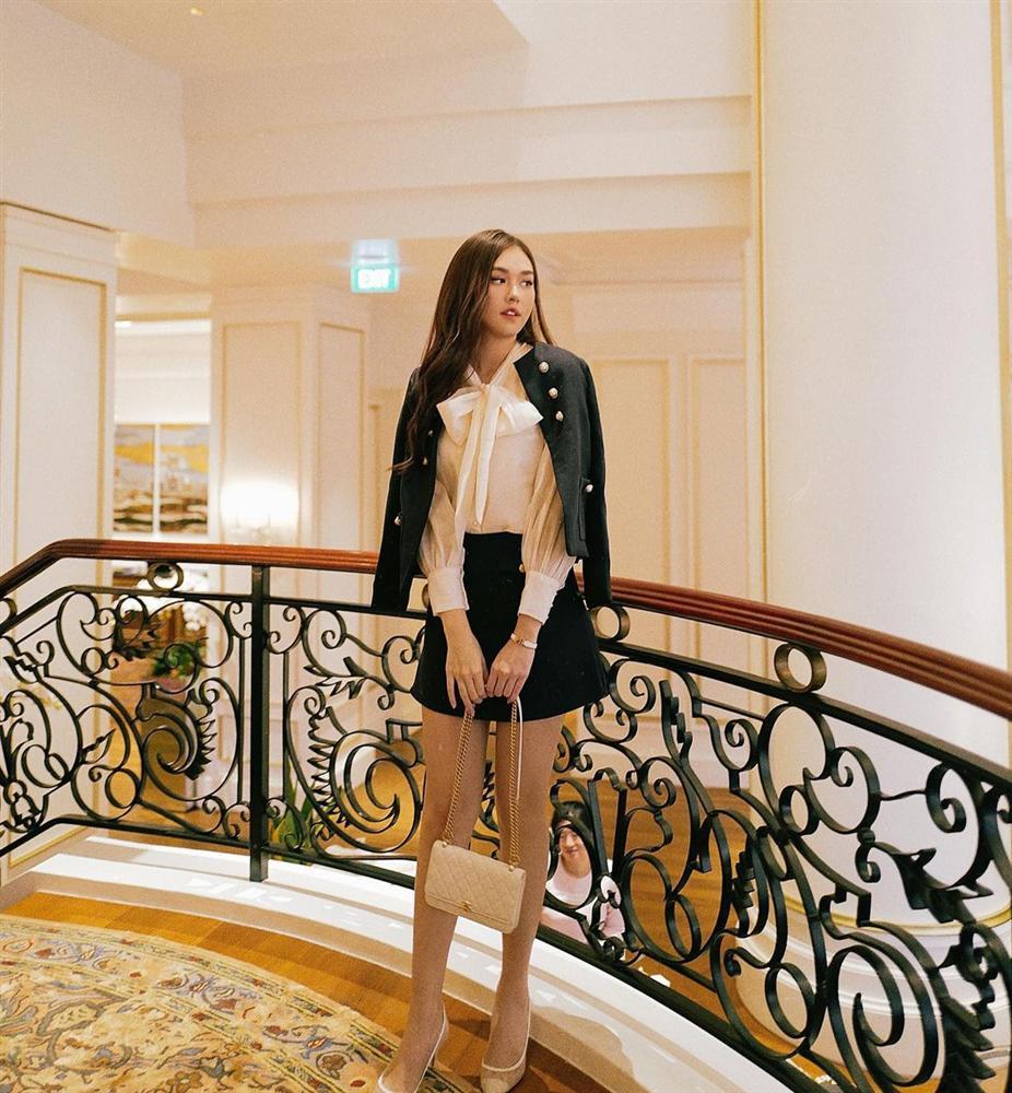 Đây là 4 mẫu chân váy tủ của các mỹ nhân Việt, chị em sắm theo thì sẽ mặc đẹp và sang mọi lúc mọi nơi-8
