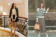 Đây là 4 mẫu chân váy 'tủ' của các mỹ nhân Việt, chị em sắm theo thì sẽ mặc đẹp và sang mọi lúc mọi nơi