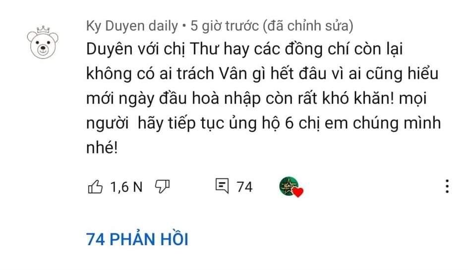 Khánh Vân bị cư dân mạng chỉ trích, hội chị em Sao nhập ngũ lập tức lên tiếng bênh vực-6