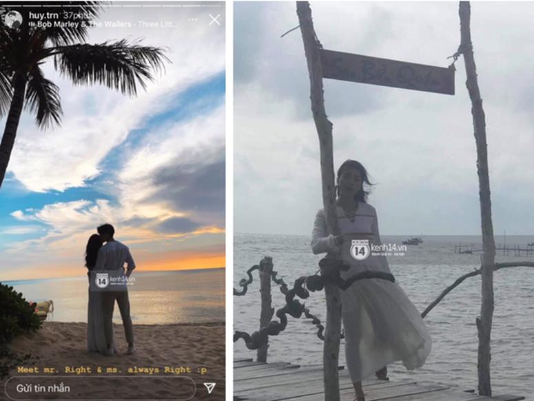 Huy Trần trước khi lộ hint yêu Ngô Thanh Vân từng nói gì về tình cũ Thảo Nhi Lê?-1
