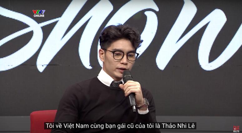 Huy Trần trước khi lộ hint yêu Ngô Thanh Vân từng nói gì về tình cũ Thảo Nhi Lê?-3