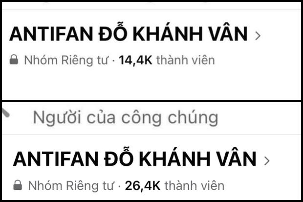 Rộ tin người đứng sau group antifan Khánh Vân là chị họ, nguyên nhân vì tranh chấp trong gia đình-2