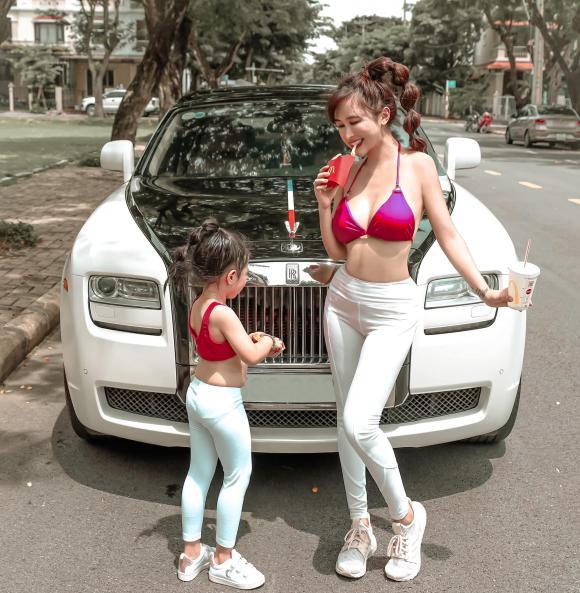 Vợ hai của đại gia Minh Nhựa chia sẻ lại quan điểm tâm đắc khi dạy con: Nếu có con gái đừng bỏ qua bài viết này!-3