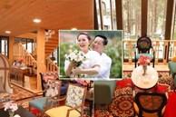 Vợ chồng Phan Như Thảo - đại gia Đức An hé lộ không gian bên trong biệt thự gỗ 40 tỷ đồng