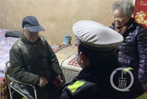 Giận vợ đã nấu ăn chán rồi còn giữ thẻ lương của mình suốt 30 năm, cụ ông 80 tuổi bỏ nhà đi bụi-3