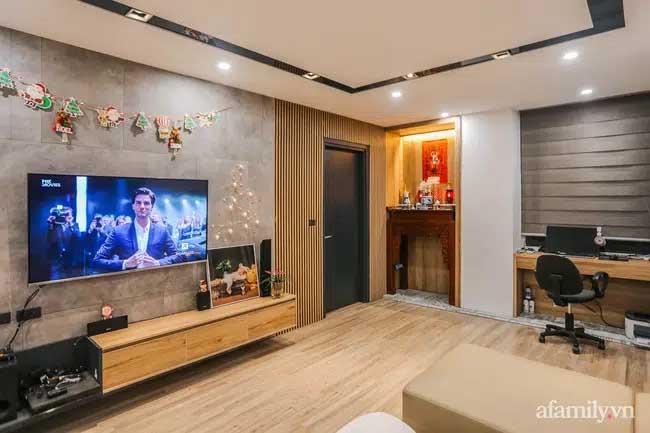 Sau 3 năm phấn đấu tiết kiệm, cặp vợ chồng trẻ ở Hà Nội đã sở hữu căn hộ 2,5 tỷ ở khu đất vàng tại Thủ đô-2