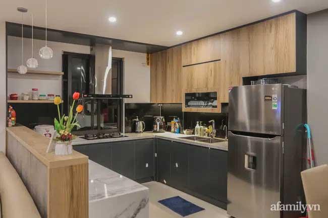 Sau 3 năm phấn đấu tiết kiệm, cặp vợ chồng trẻ ở Hà Nội đã sở hữu căn hộ 2,5 tỷ ở khu đất vàng tại Thủ đô-3