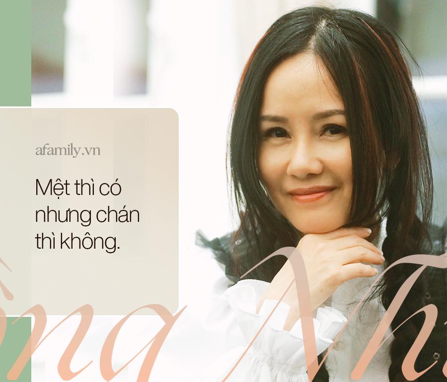 Hồng Nhung lần đầu nói về bạn trai ngoại quốc sau 2 năm ly hôn, tiết lộ lý do không liên lạc với chồng cũ dù khẳng định đó là một người bố tốt-2
