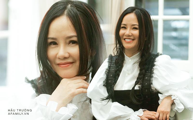 Hồng Nhung lần đầu nói về bạn trai ngoại quốc sau 2 năm ly hôn, tiết lộ lý do không liên lạc với chồng cũ dù khẳng định đó là một người bố tốt-1