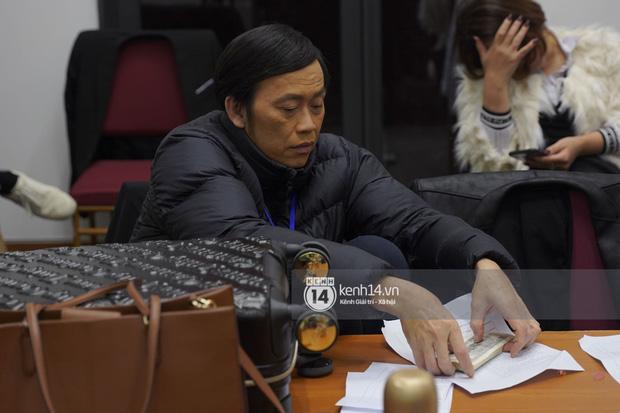 Nghệ sĩ Hoài Linh nghẹn ngào gửi lời cảm ơn nghệ sĩ Hoàng Sơn và khán giả về sự thiếu vắng của cố nghệ sĩ Chí Tài-3