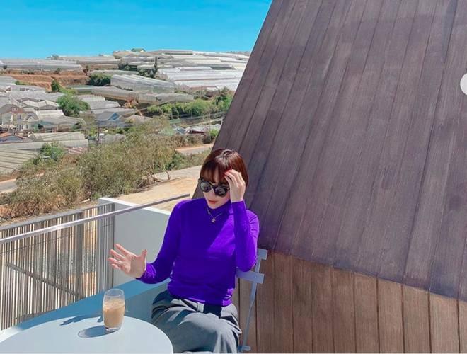 Cận cảnh căn biệt thự siêu sang, thiết kế 90% bằng gỗ của Tóc Tiên ở Đà Lạt-13