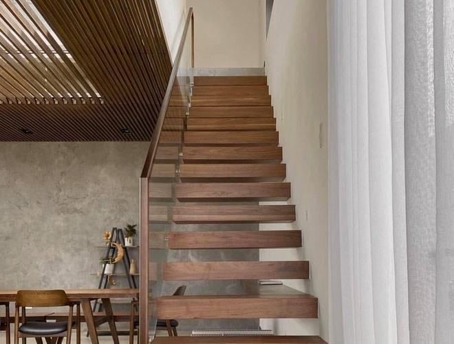 Cận cảnh căn biệt thự siêu sang, thiết kế 90% bằng gỗ của Tóc Tiên ở Đà Lạt-9
